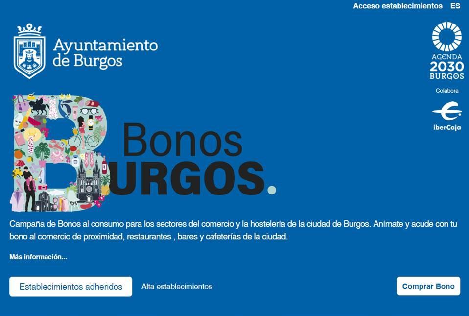 Éxito de la campaña Bono Burgos