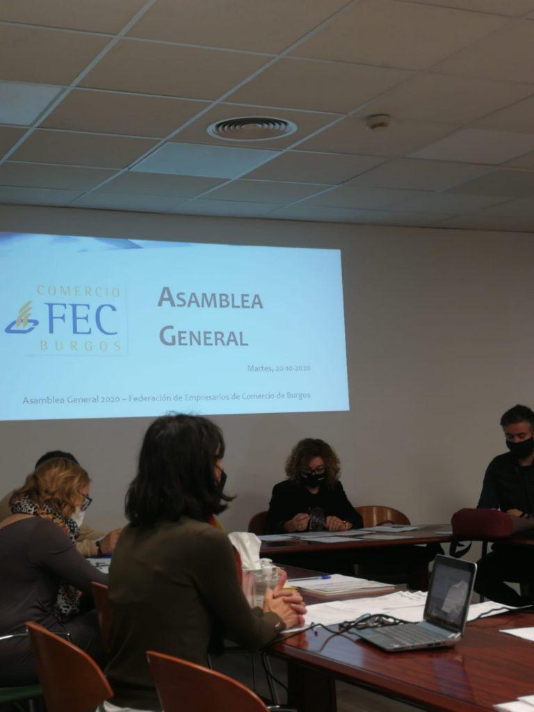 Junta Directiva y Asamblea General de la FEC