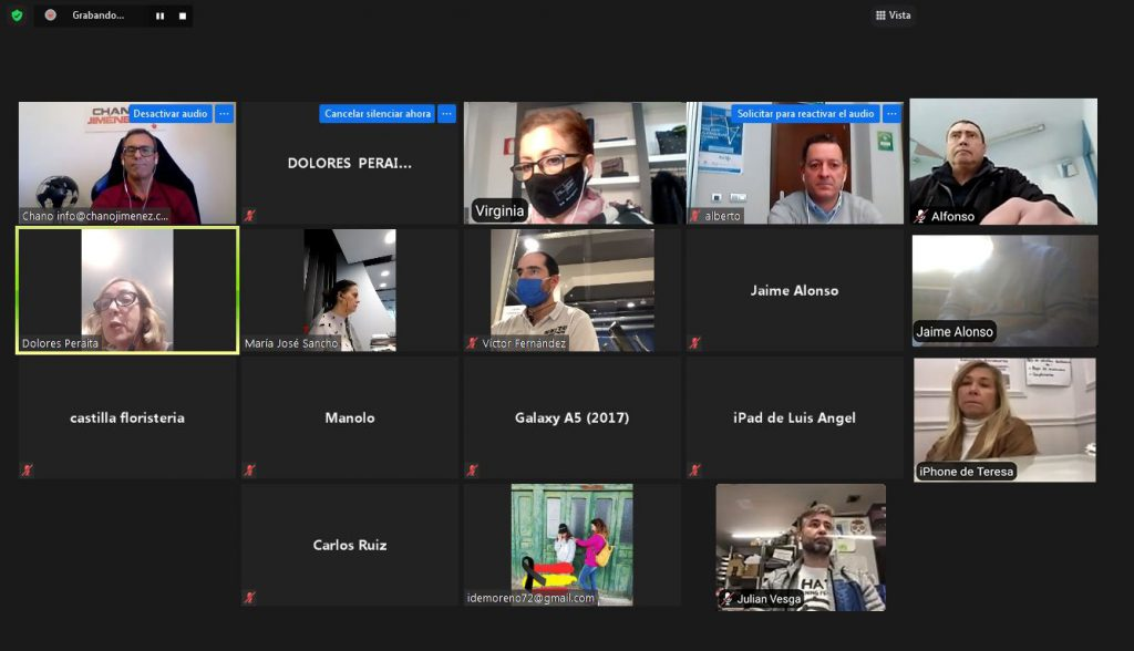 Seminario online «Desarrollo de campañas de recuperación de clientes»