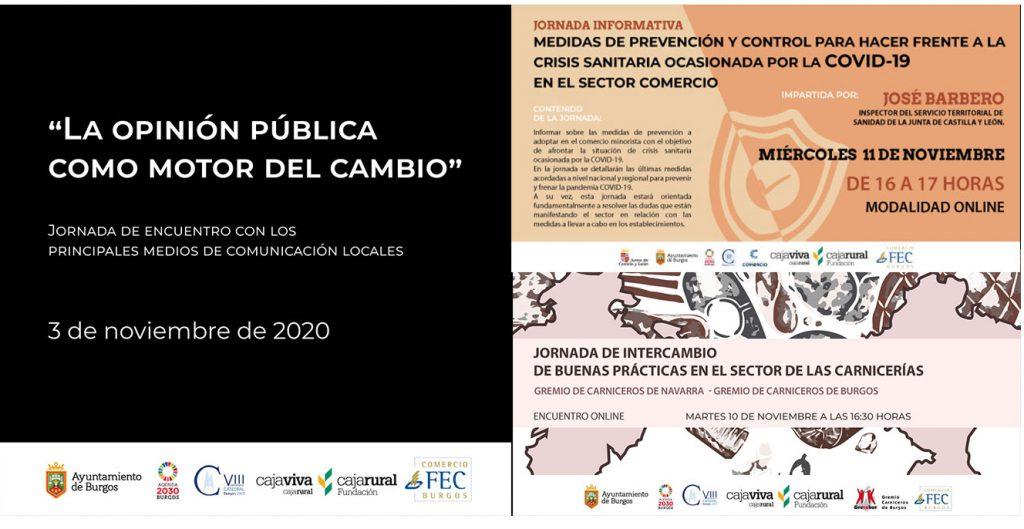FEC Burgos cierra el año con nuevas Jornadas para la mejora del sector