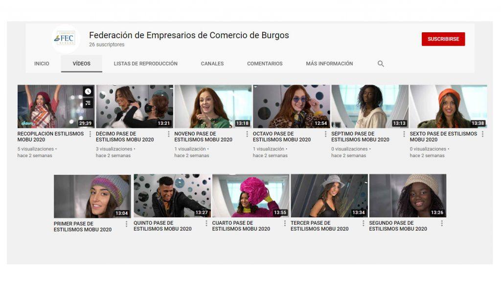 Disponible MOBU otoño-invierno 2020 en Youtube