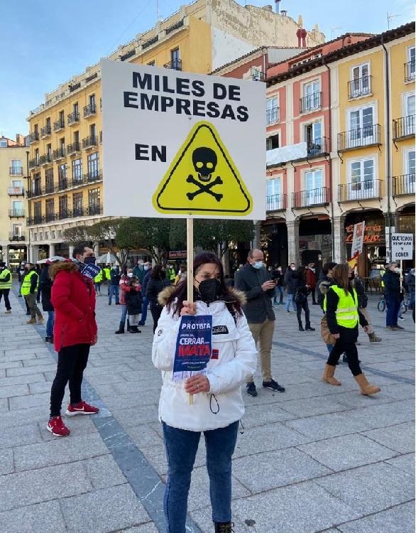 FEC Burgos llama a la unidad de los empresarios de Burgos en defensa de la economía local