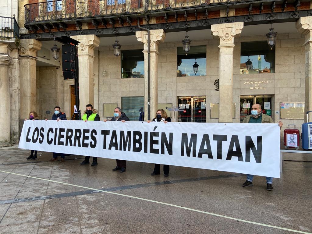 La Asociación de Gimnasios y Centros de Deportivos de Burgos preparan una demanda contra la Junta de Castilla y León