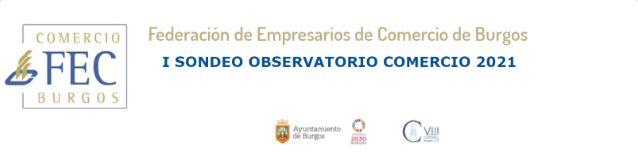 I sondeo del Observatorio de Comercio de Burgos