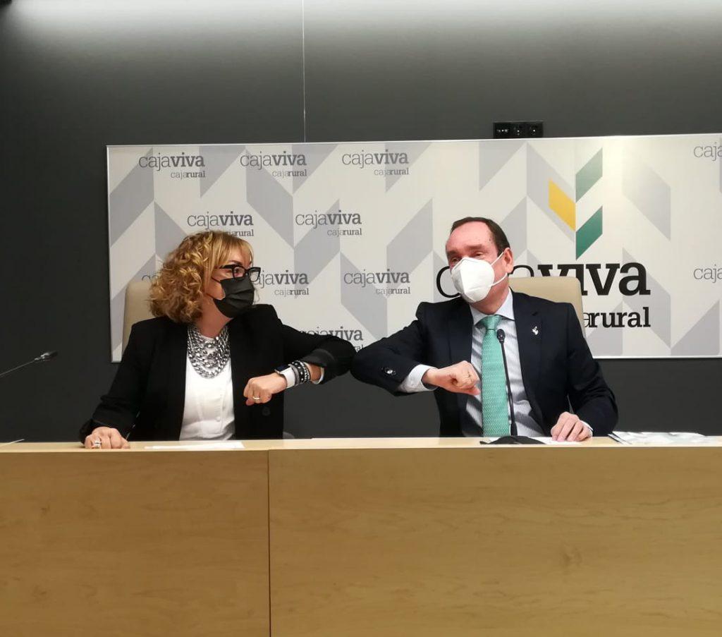 Rueda de prensa CajaViva Caja Rural